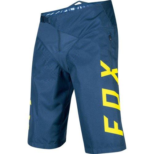 Fox Demo Short. Sjezdové kraťasy z polyesteru 600D odolného proti prodření.  midnight - L (34) 11f3f181b7