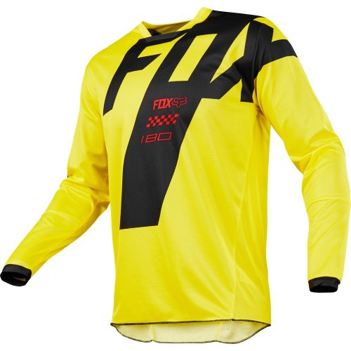 Fox 180 Mastar MX18 Jersey (yellow)