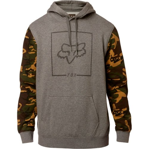 Fox Chapped Camo Pullover Fleece