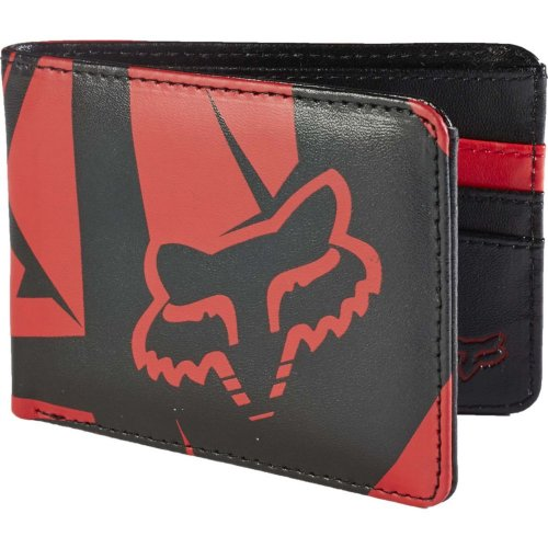 Fox Fracture Badlands Pu Wallet