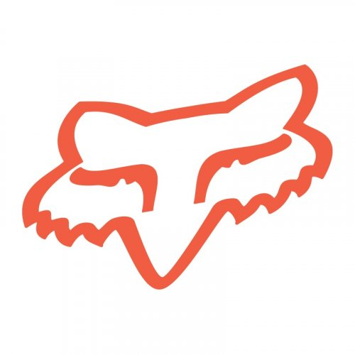 Fox Head TDC Sticker