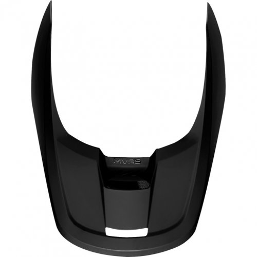 Fox Helmet Visor (V1 Matte Black MX19)