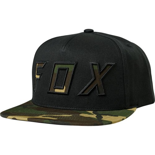 Fox Posessed Snapback Hat 55f3b1c827