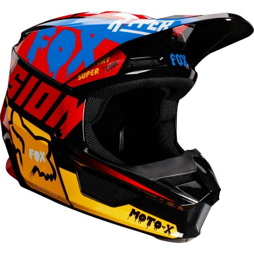 Fox V1 Czar MX19 Helmet