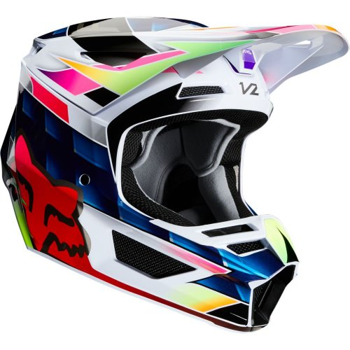 Fox V2 Kresa MX20 Helmet