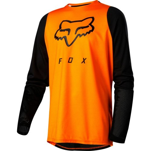 Fox Youth Defend LS Jersey