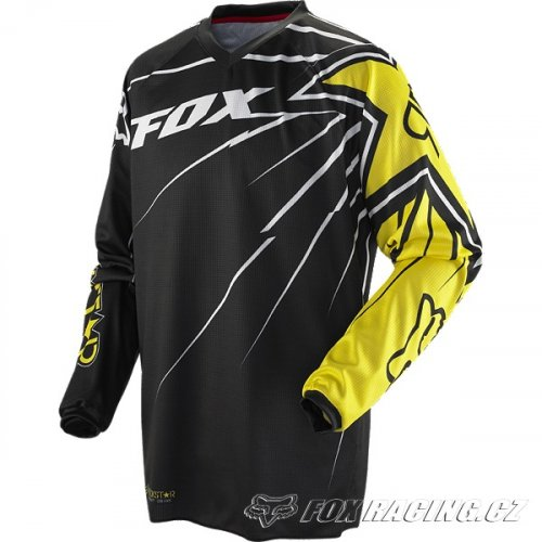 Fox Youth HC Rockstar 12 Jersey